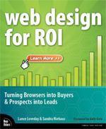 Webdesign en ROI boek cover
