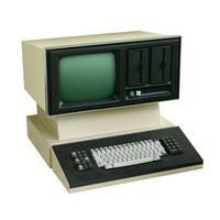 Retro Desktop Computer