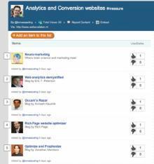 Twtpick analytics and conversion websites list