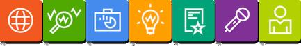 Iconen visueel versie 1