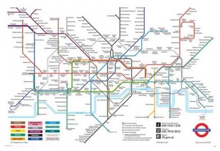 Top Taken op jouw website Webanalisten #0: kaart metro londen 433x297
