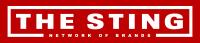 Sting logo rood chroom 2014