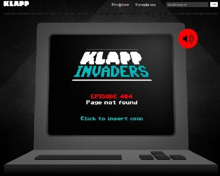 404 klapp