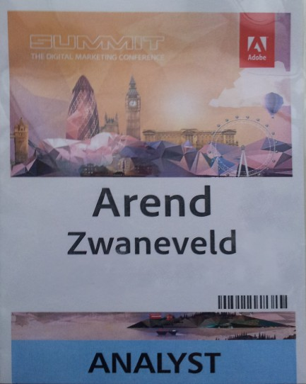 Adobe_summit_ticket_Arend_Zwaneveld_2