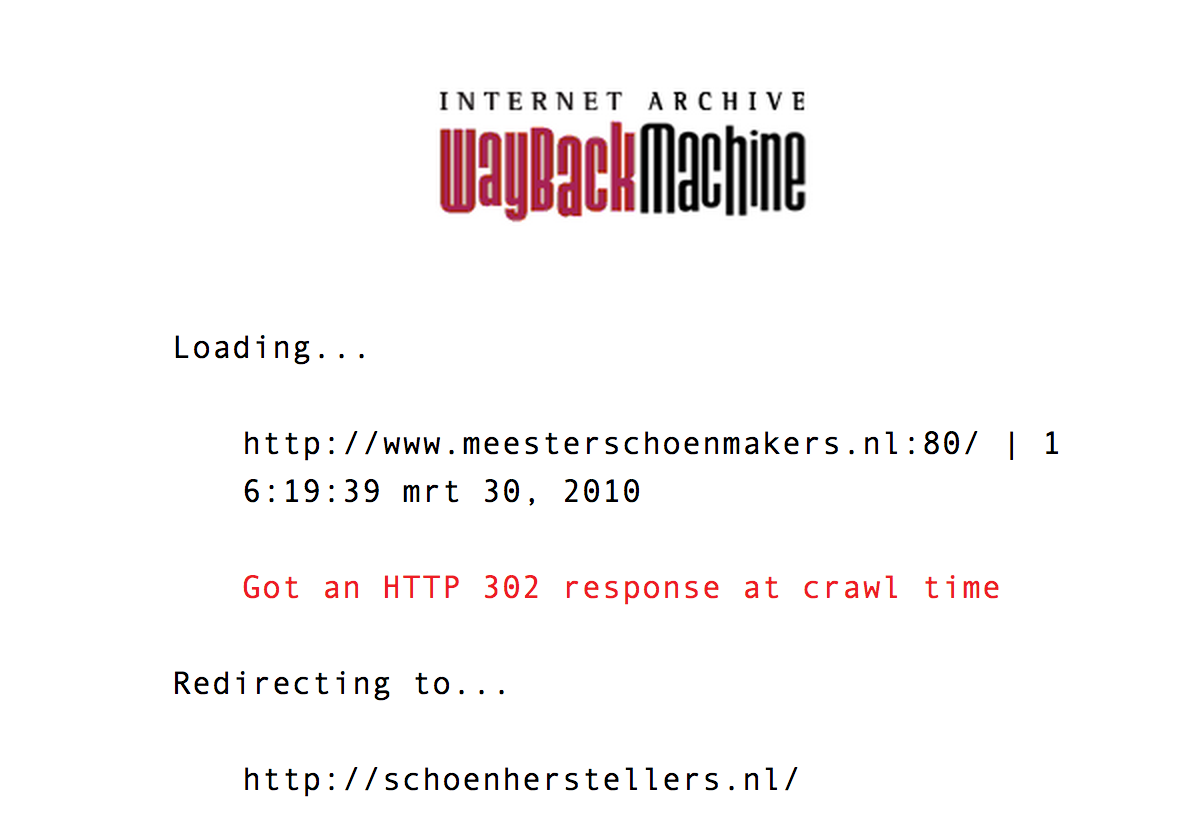 waybackmachine-meesterschoenmakers