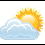 Weerdata en temperatuur als secundaire dimensie