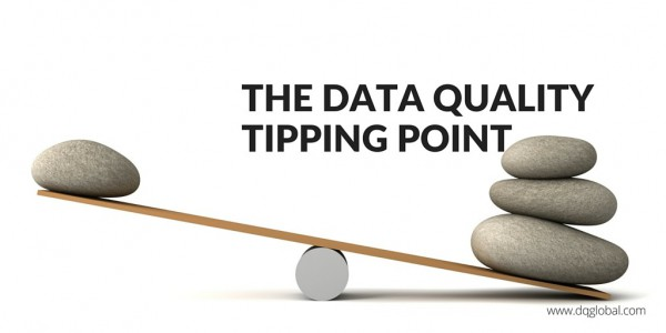 data quality tipping point