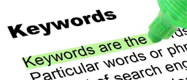 opstellen keyword onderzoek