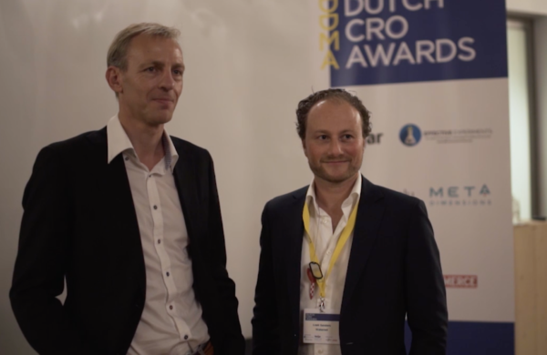 CRO awards 2017 waternet
