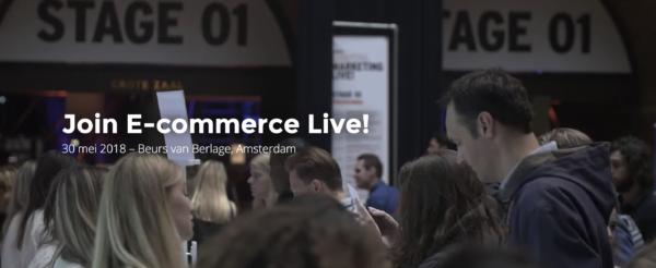 E-commerce Live
