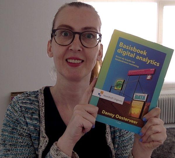 Nadine van Spronsen - Basisboek Digital Analytics