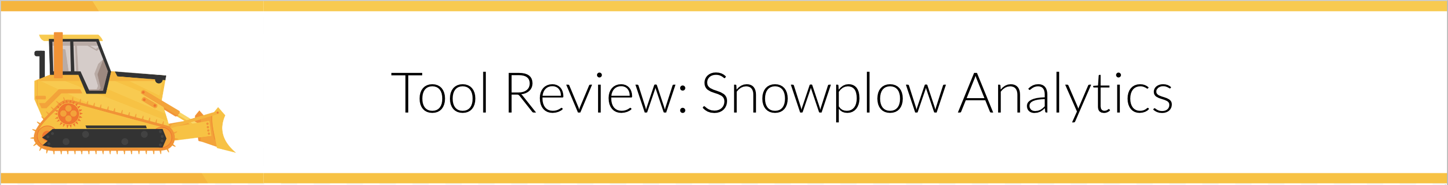 Snowplow Analytics