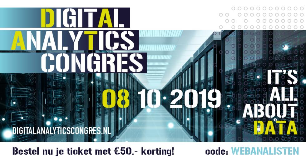 digital analytics congres